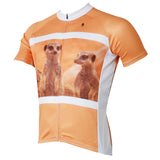 ILPALADINO Mongoose Men's Professional MTB Cycling Jersey Breathable and Quick Dry Comfortable Bike Shirt for Summer NO.563