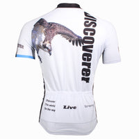 Discover Series-Eagle Men's Cycling Jersey Bike Shirt  T-shirt  303 -  Cycling Apparel, Cycling Accessories | BestForCycling.com