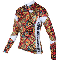 ILPALADINO Women's Long Sleeves Saffron Yellow Cycling Jersey with Tights  Apparel Outdoor Sports Leisure Biking Shirt Suit Kit NO.315 -  Cycling Apparel, Cycling Accessories | BestForCycling.com