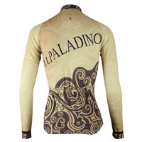 ILPALADINO  Women's  Long Sleeves Yellow Pattern Cycling Jersey Suit Spring Autumn Pro Cycle Clothing Racing Apparel Outdoor Sports Leisure Biking shirt NO.319 -  Cycling Apparel, Cycling Accessories | BestForCycling.com