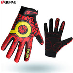 Full Finger Cycling Gloves, Touch-Screen Mountain Road Gloves Anti-Slip, Bicycle Racing Gloves Biking Gloves -  Cycling Apparel, Cycling Accessories | BestForCycling.com