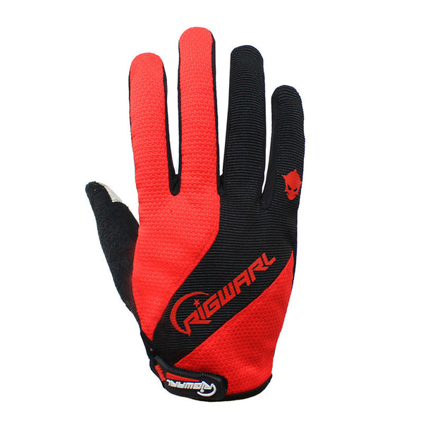 Cycling Gloves Full Finger Touchscreen in Winter Outdoor sports Windproof Black gel bike Gloves Adjustable Size -  Cycling Apparel, Cycling Accessories | BestForCycling.com