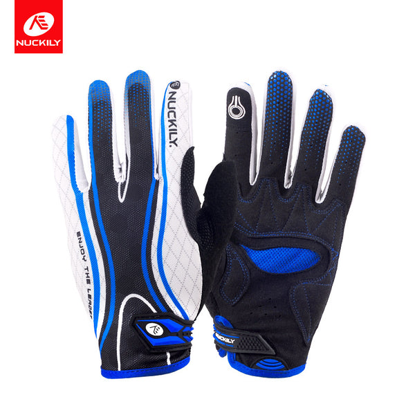 Full Finger Bike Gloves Screen Touchable Anti Slip Damping Fashion Design for Cycling Outdoors Sports Exercise Accessories for Men/Women NO.PD06 -  Cycling Apparel, Cycling Accessories | BestForCycling.com
