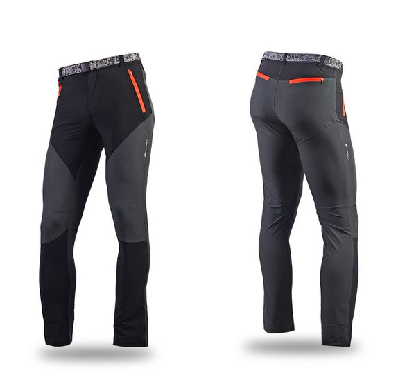 Black Mens Outdoor Cycling Pants Spring Summer Autumn Fall Biking Long Trouser NO.MM006 -  Cycling Apparel, Cycling Accessories | BestForCycling.com