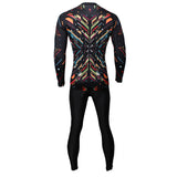 Spark Black Men's Long-sleeve Breathable Jersey/Suit T-shirt  NO.389 -  Cycling Apparel, Cycling Accessories | BestForCycling.com