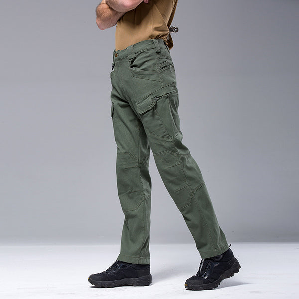 ESDY Consul Men's Outdoor Cargo Pants Quick Dry Antifouling Cotton Elastic Straight-leg slacks for Travel Hiking Climbing Training NO.B252 -  Cycling Apparel, Cycling Accessories | BestForCycling.com