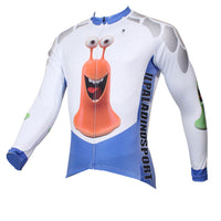 ILPALADINO Animal Snail Men's Professional MTB Cycling Jersey Breathable and Quick Dry Comfortable Bike Shirt for Spring Autumn NO.397 -  Cycling Apparel, Cycling Accessories | BestForCycling.com