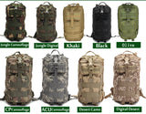 BL007 35L Tactical Shoulders Backpack Laptop Backpack Shoulders Backpacking Bag Travel Outdoor Sports Daypack for Hiking Climbing Cycling Camping Camo -  Cycling Apparel, Cycling Accessories | BestForCycling.com