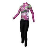 Ilpaladino Dance Floor Supreme Long-sleeve Cycling Jersey/Kit Sportswear Exercise Bicycling Summer Spring Autumn Pro Cycle Clothing Racing Apparel Outdoor Sports Leisure Biking Shirts NO.328 -  Cycling Apparel, Cycling Accessories | BestForCycling.com