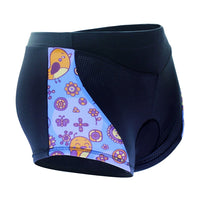 Happy Bird Blue 3D Padded Cycling Underwear Shorts Bicycle Underpants Lightweight Bike Biking Shorts Breathable Bicycle Pants Lightweight NO. SFK010 -  Cycling Apparel, Cycling Accessories | BestForCycling.com