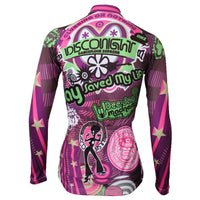 Decorative pattern Cycling Jerseys and Dance Floor Supreme Long-sleeve Cycling Jersey/Kit 328 -  Cycling Apparel, Cycling Accessories | BestForCycling.com
