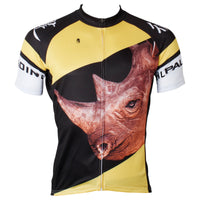 ILPALADINO Rhinoceros Nature Men's Professional MTB Cycling Jersey Breathable and Quick Dry Comfortable Bike Shirt for Summer NO.554 -  Cycling Apparel, Cycling Accessories | BestForCycling.com