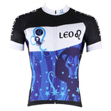 Ilpaladino Leo Activity Constellation Series 12 Horoscopes Man's Short-sleeve Cycling Jersey Team Pro Cycle Jacket T-shirt Summer Spring Clothes Leisure Sportswear Apparel Signs of the Zodiac NO.265 -  Cycling Apparel, Cycling Accessories | BestForCycling.com