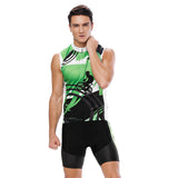 Green Cyclist Men's Cycling Sleeveless Bike Jersey/Kit T-shirt Summer Spring Road Bike Wear Mountain Bike MTB Clothes Sports Apparel Top / Suit NO. 829 -  Cycling Apparel, Cycling Accessories | BestForCycling.com