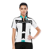 Green-collor Black-strip White Women's Cycling Short-sleeve Bike Jersey T-shirt Summer Spring Road Bike Wear Mountain Bike MTB Clothes Sports Apparel Top NO. 786 -  Cycling Apparel, Cycling Accessories | BestForCycling.com