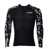 Cool-arm Men's Cycling Black Long-sleeve Jerseys Spring Autumn Shirt With Several Individual Styles -  Cycling Apparel, Cycling Accessories | BestForCycling.com