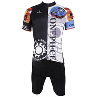 ONE PIECE Series Pirates Men's Cycling Suit Jersey Team Jacket Leisure T-shirt Summer Spring Autumn Clothes Sportswear Anime Jinbe NO.409 -  Cycling Apparel, Cycling Accessories | BestForCycling.com