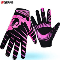 Full Finger Bike Gloves Unisex Outdoor Touch Screen Winter Cycling Gloves Road Moutain Bike Bicycle Gloves -  Cycling Apparel, Cycling Accessories | BestForCycling.com