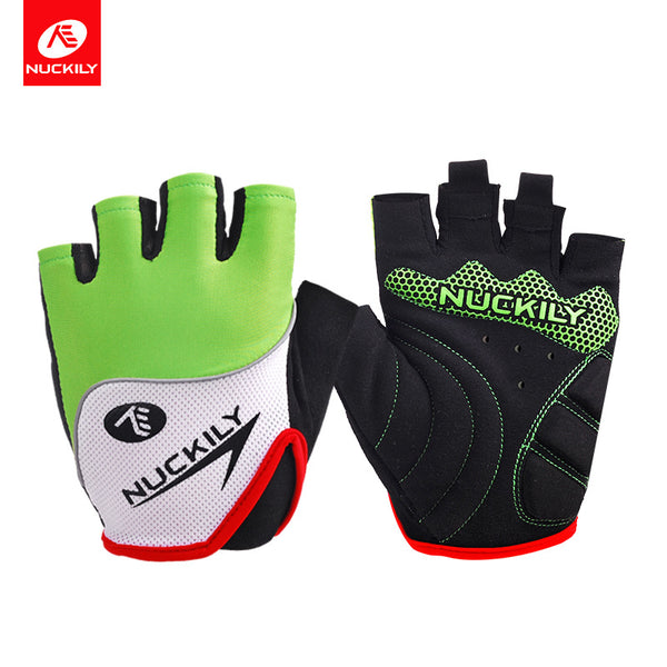 Summer Half Finger Short Cycling Gloves Breathable Bike Sports Outdoors Gloves Accessories for Men/Women NO.PC02