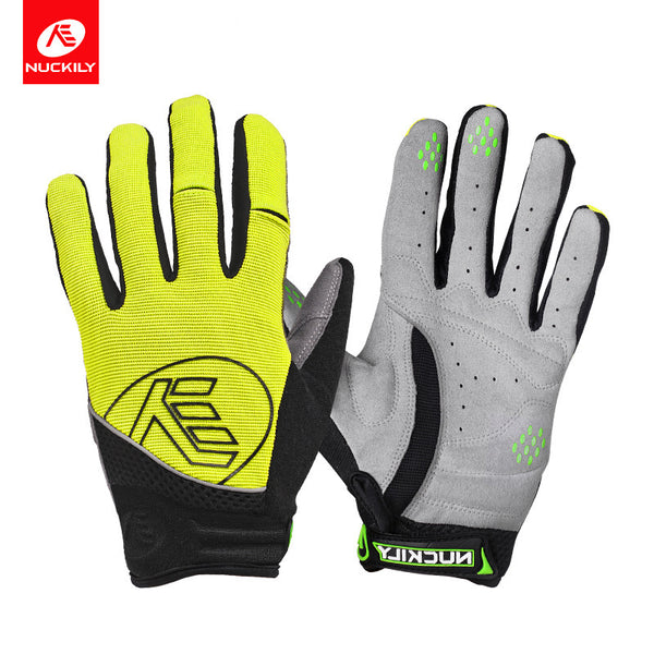 Autumn Fall Cycling Gloves Full Finger Outdoor Sports Breathable Reflective Anti Slip Damping Fashion Design for Outdoors Sports Exercise Accessories for Men/Women NO.PD04 -  Cycling Apparel, Cycling Accessories | BestForCycling.com