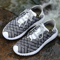 Couple Woven Shoes Breathable Quick Dry Outdoor Woven Shoes Fasion Simple Style For Woman Man NO.5068 -  Cycling Apparel, Cycling Accessories | BestForCycling.com