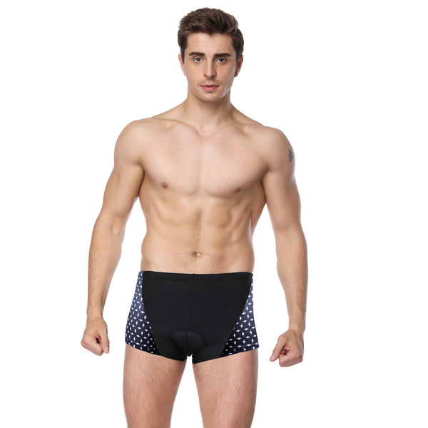 ILPALADINO Stars Milky Way Mens 3D Padded Cycling Underwear Shorts Bicycle Underpants Lightweight Bike Biking Shorts Breathable Bicycle Pants Lightweight NO.CK914 -  Cycling Apparel, Cycling Accessories | BestForCycling.com
