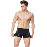 ILPALADINO Blue- pinstriped Mens 3D Padded Cycling Underwear Shorts Bicycle Underpants Lightweight Bike Biking Shorts Breathable Bicycle Pants Lightweight NO.CK90 -  Cycling Apparel, Cycling Accessories | BestForCycling.com