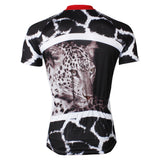 ILPALADINO Snow Leopard Nature Men's Professional MTB Cycling Jersey Breathable and Quick Dry Comfortable Bike Shirt for Summer NO.553 -  Cycling Apparel, Cycling Accessories | BestForCycling.com