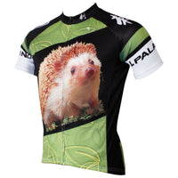 ILPALADINO Men's Cycling Short Sleeve Hedgehog Picture Bike Shirt Quick Dry Exercise Bicycling Pro Cycle Clothing Racing Apparel Outdoor Sports Leisure Biking Shirts NO.557 -  Cycling Apparel, Cycling Accessories | BestForCycling.com