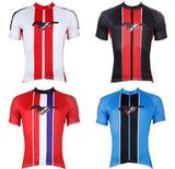 ILPALADINO Horse White/black/red/blue Men's Cycling Jersey Quick Dry Road Bike Wear Breathable Exercise Bicycling Summer Outdoor Sports Leisure Biking Shirts NO.548 -  Cycling Apparel, Cycling Accessories | BestForCycling.com