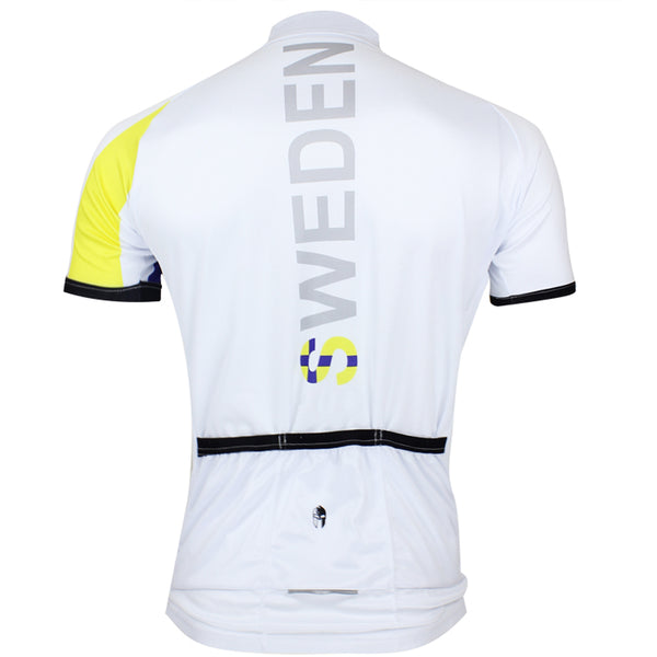 ILPALADINO Sweden MTB Cycling Jersey for Men Cycling Short Sleeve for Summer White Road Bike Shirt Quick Dry Apparel Outdoor Sports Gear Leisure Biking T-shirt Riding Clothes NO.57 -  Cycling Apparel, Cycling Accessories | BestForCycling.com
