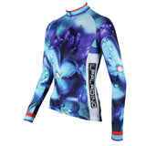 ILPALADINO Women's Long-Sleeves Cycling Jersey Apparel Outdoor Sports Leisure Biking Shirt No.500 -  Cycling Apparel, Cycling Accessories | BestForCycling.com