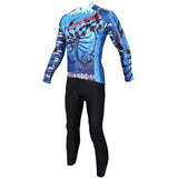 ILPALADINO Scorpion Men's Long-sleeve Cycling Jersey Bike Shirt Quick Dry Road Bike Wear Breathable Pro Cycle Clothing Racing Apparel Outdoor Sports Leisure Biking T-shirt Autumn Spring NO.521 -  Cycling Apparel, Cycling Accessories | BestForCycling.com