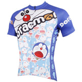 Ilpaladino Doraemon Cartoon World Men's Cycling Jersey/Suit Bike Shirt Black Breathable Quick Dry Apparel Outdoor Sports Gear Professional Cyclist Tights NO.530 -  Cycling Apparel, Cycling Accessories | BestForCycling.com