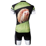Men's Cycling Short Sleeve Jersey Hedgehog Picture Bike Shirt  NO.557 -  Cycling Apparel, Cycling Accessories | BestForCycling.com