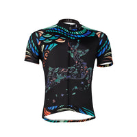 Ilpaladino Lovers/Couples Clothes Reindeer Deer Romantic Cycling Jerseys Summer Woman's Men's Sportswear Apparel Outdoor Sports Gear Leisure Biking T-shirt NO.583 -  Cycling Apparel, Cycling Accessories | BestForCycling.com