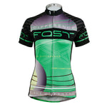 THE DIFFERENCE Women Cycling Jerseys Short-sleeve Summer T-shirt NO.599