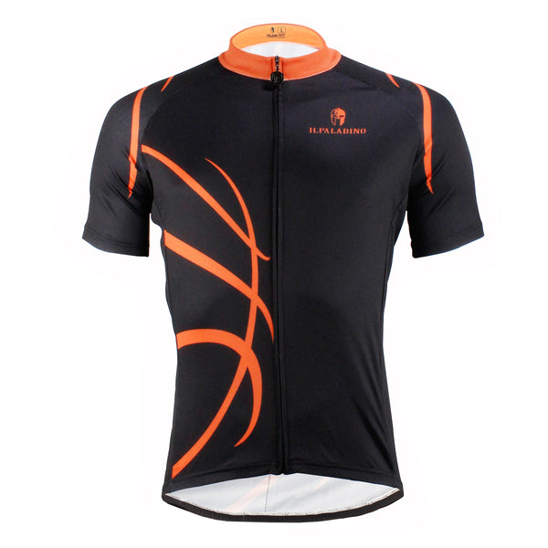 ILPALADINO Basketball Men's Short-sleeve Cycling Jersey Bike Shirt Sport Apparel Team Kit Breathable Summer Pro Cycle Clothing Racing Apparel Outdoor Sports Leisure Biking shirt NO.621 -  Cycling Apparel, Cycling Accessories | BestForCycling.com