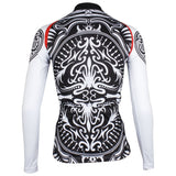 ILPALADINO Playing Cards Poker Face Heart Queen Women's Long Sleeves Cycling Jerseys Bike Shirt Outdoor Sports Gear Leisure Biking T-shirt Sports Clothes Face Cards Court Cards NO.641 -  Cycling Apparel, Cycling Accessories | BestForCycling.com