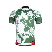 Ilpaladino Angel White Wing Feather Green Sport Breathable Cycling Jersey Men's  Short-Sleeve Sport Bicycling Shirts Summer Quick Dry Wear NO.656 -  Cycling Apparel, Cycling Accessories | BestForCycling.com