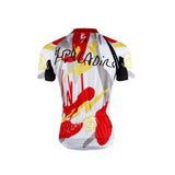 Abstract Graffiti Jersey Men's Short-Sleeve Bicycling Shirts Summer NO.680 -  Cycling Apparel, Cycling Accessories | BestForCycling.com