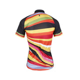 Ilpaladino Colorful Zebra Crossing Women's Quick Dry Short-Sleeve Cycling Jersey Biking Shirts Breathable Summer Apparel Outdoor Sports Gear Wear NO.686 -  Cycling Apparel, Cycling Accessories | BestForCycling.com