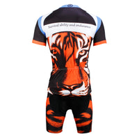 Tiger Men's Sportswear Quick-dry Stylish Short-sleeve Cycling Jersey/suit Breathable Apparel Outdoor Sports Gear Leisure Biking T-shirt Bike Shirt NO.623 -  Cycling Apparel, Cycling Accessories | BestForCycling.com