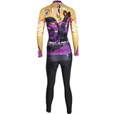 ILPALADINO Miss Sea Women's  Long Sleeves Aesthetic Purple Cycling Clothing with Tights Suits  Spring Autumn Exercise Bicycling Pro Cycle Clothing Racing Apparel Outdoor Sports Leisure Biking Shirts 529 -  Cycling Apparel, Cycling Accessories | BestForCycling.com