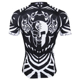 ILPALADINO Knight Mask Skull Sport Shirt Cycling Shirts 077 -  Cycling Apparel, Cycling Accessories | BestForCycling.com