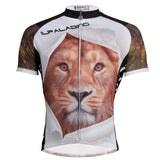 Ilpaladino Wild Lion Men's Long/Short-sleeve Cycling Bike jersey T-shirt Summer Spring Autumn Road Bike Wear Mountain Bike MTB Clothes Sports Apparel Top NO. 706 -  Cycling Apparel, Cycling Accessories | BestForCycling.com