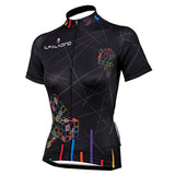 Ilpaladino Black Woman's Cycling Long/short-sleeve Jersey/Kit Summer Spring Sportswear Summer Spring Autumn Pro Cycle Clothing Racing Apparel Outdoor Sports Leisure Biking shirt NO.712 -  Cycling Apparel, Cycling Accessories | BestForCycling.com
