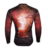 ILPARADINO Cyclist Starry Night Men's  Long Sleeves Cycling Jacket Bicycling Apparel Outdoor Sports Leisure Biking Shirt  Jersey/Suit NO.722 -  Cycling Apparel, Cycling Accessories | BestForCycling.com