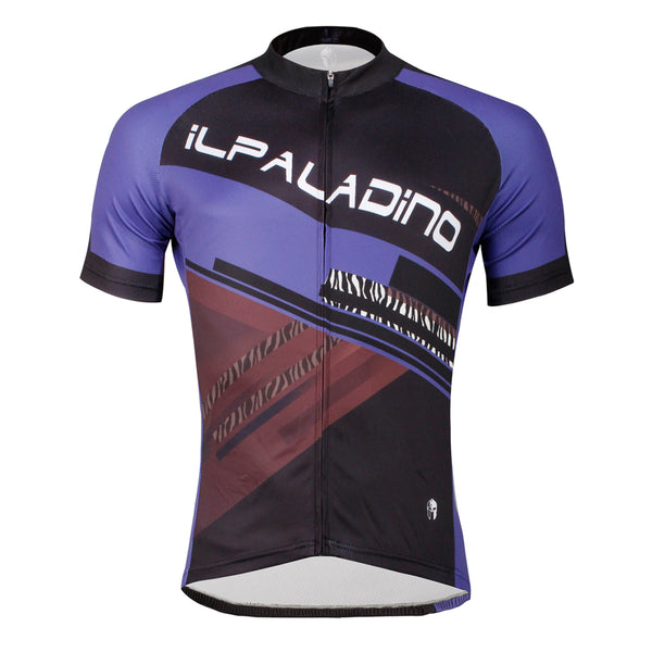 Blue Brown Black Men's  Short Cycling Jersey Bike Shirt NO.751 -  Cycling Apparel, Cycling Accessories | BestForCycling.com