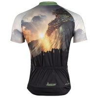 Nature Wave Sea Wave Men's Cycling Jersey  NO.752 -  Cycling Apparel, Cycling Accessories | BestForCycling.com